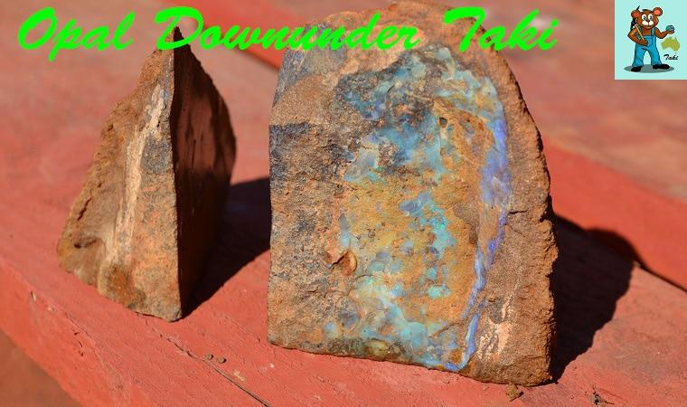 【002★DIY】ボルダーオパールの原石をリメイクしてみよう!
